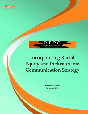 Incorporating Racial Equity and Inclusion into Communication Strategy