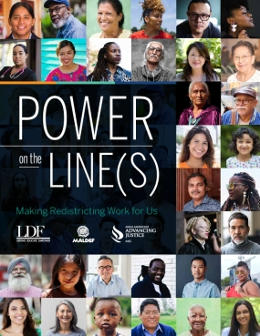 Power on the Line(s): Making Redistricting Work for Us
